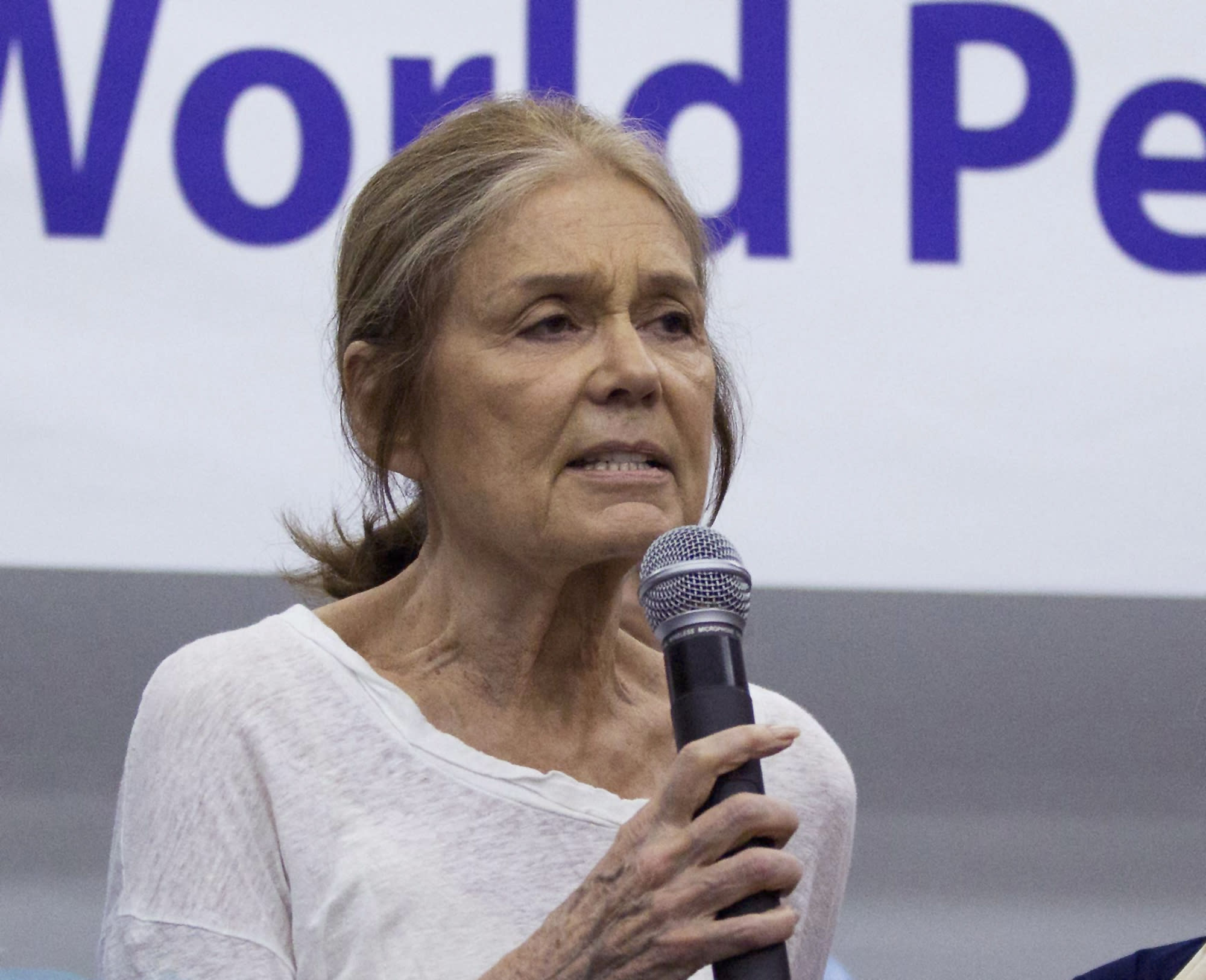 AP Interview: Steinem says isolating N. Korea not working