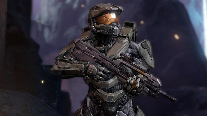 "In this video game image released by Microsoft/343 Industries, a scene if shown from ""Halo 4."" At this year's Electronic Entertainment Expo, Nintendo is expected to show off exactly what kinds of games will be available for its new touchpad-powered Wii U console, while other gamemakers will hype the latest installments in their ""Call of Duty,"" ""Halo"" and ""God of War"" franchises. (AP Photo/Microsoft/343 Industries)"