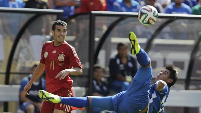 Spain continues to grind out wins ahead of Brazil