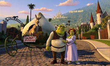 Shrek and the gang return for Dreamworks' Shrek 2