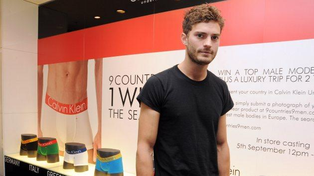 Jamie Dornan -- Getty Images