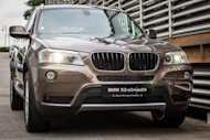 The locally assembled BMW X3 offers the same experience of the imported model but for RM35,000 less