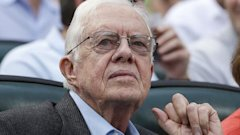 ap jimmy carter ll 140103 16x9 608 How Jimmy Carter Gets Around Spies: The Post Office