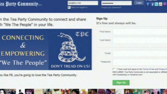 Conservatives start social media site