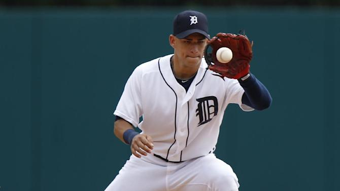 Tigers agree to 1-year deal with Iglesias