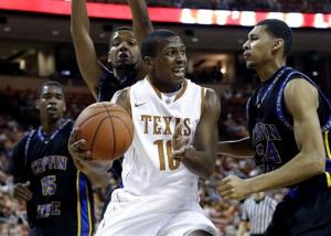 McClellan leads Texas over Coppin State 69-46