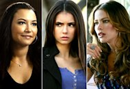 Naya Rivera, Nina Dobrev, Sofia Vergara | Photo Credits: Jordin Althaus/FOX; Quantrell Colbert/The CW; Peter 'Hopper' Stone/ABC