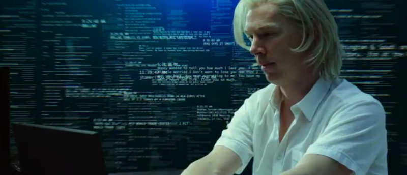 benedict cumberbatch julian assange the fifth estate