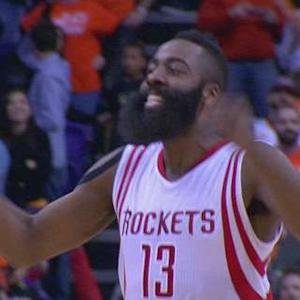 James Harden Buzzer Beater
