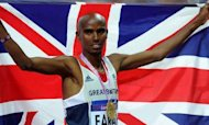 Mo Farah's Bid For Double Olympic Glory