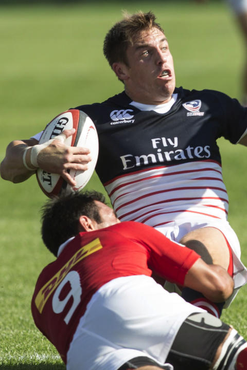 Canada beats US to reach 2015 Rugby World Cup