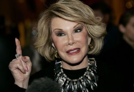 Daughter: Joan Rivers is in 'serious condition