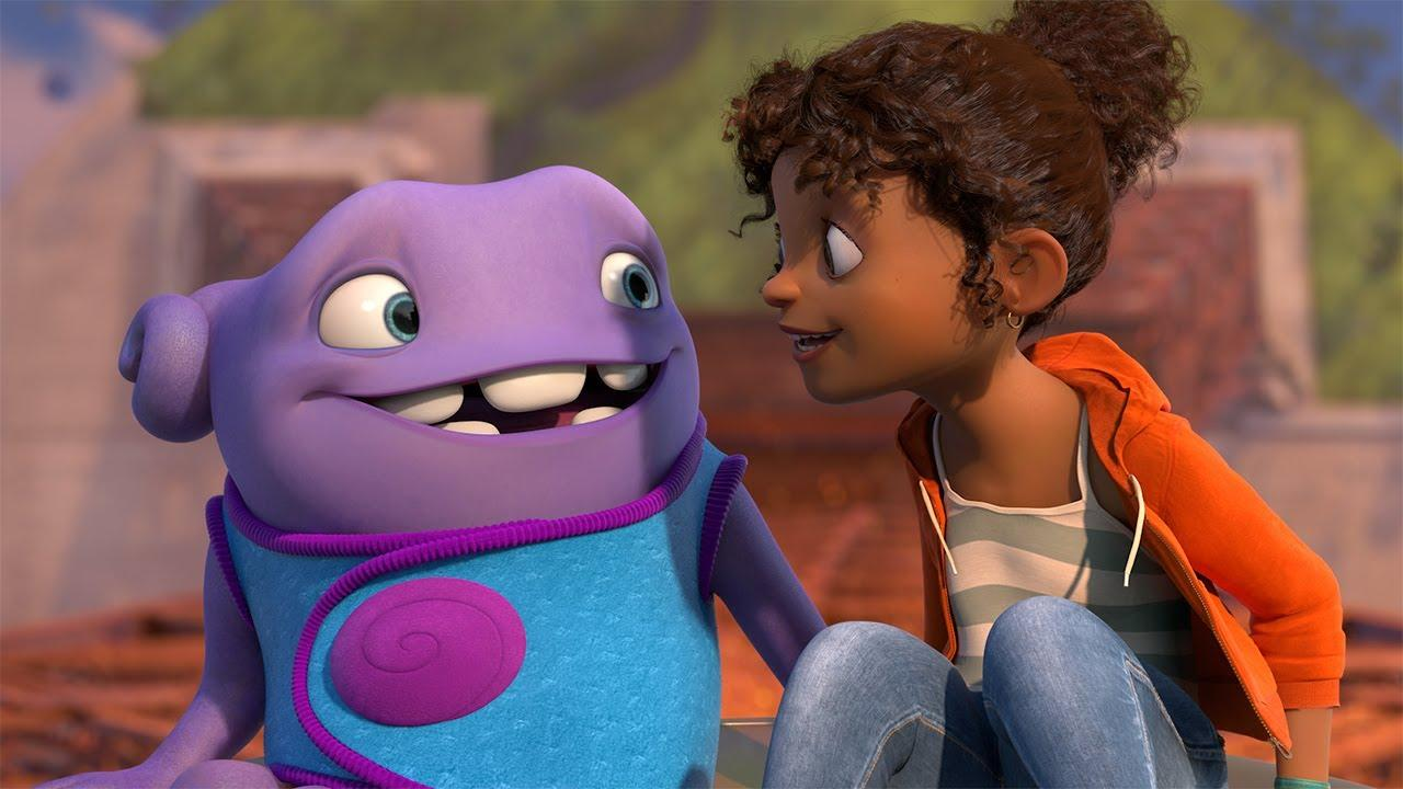 Box Office: 'Home' Heading Over Forecasts for $44 Million Opening; 'Get Hard' Looking at $38 Million