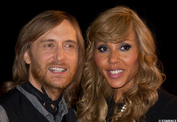 David et Cathy Guetta: marry me I'm famous!