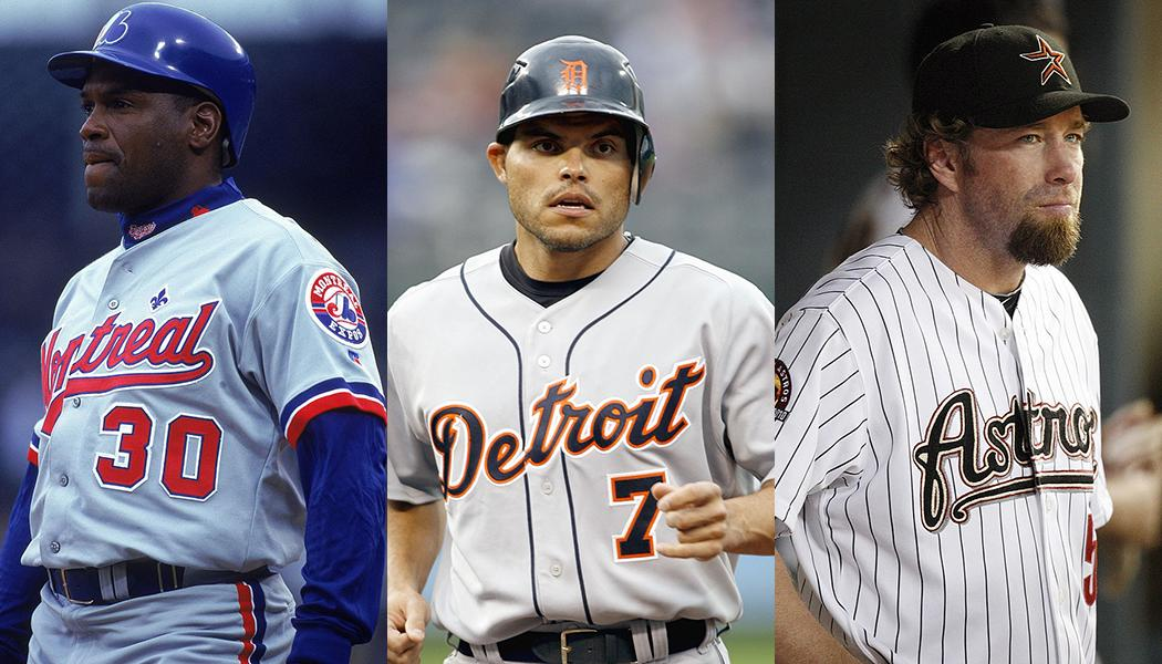 Tim Raines, Jeff Bagwell, and Ivan Rodriguez elected to baseball Hall of Fame
