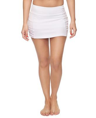 Ruched Athletic Skort from Forever21