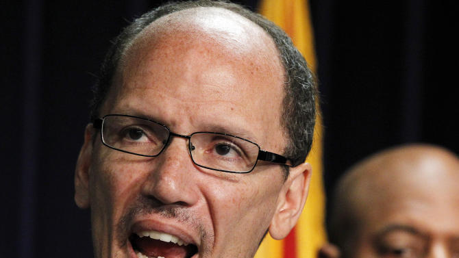 GOP lawmakers blast Labor secretary nominee