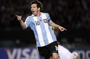 Messi: Being Argentina captain has not changed me