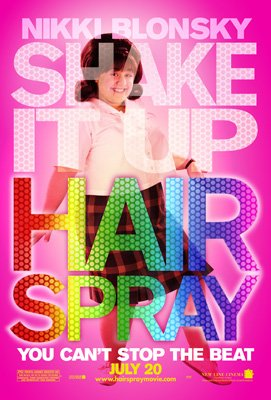 Nicole Blonsky stars in New Line Cinema's Hairspray