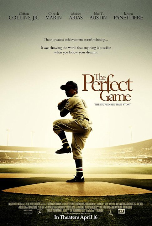 The Perfect Game Industryworks 2010 poster