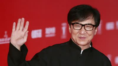 Who Knew Stunt Master Jackie Chan Was Also a Restaurateur?