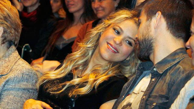 Shakira, Boyfriend Welcome Baby Boy