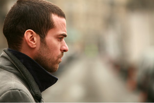 Romain Duris Paris Production Stills IFC 2009