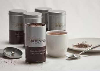 Fran's Dark Hot Chocolate