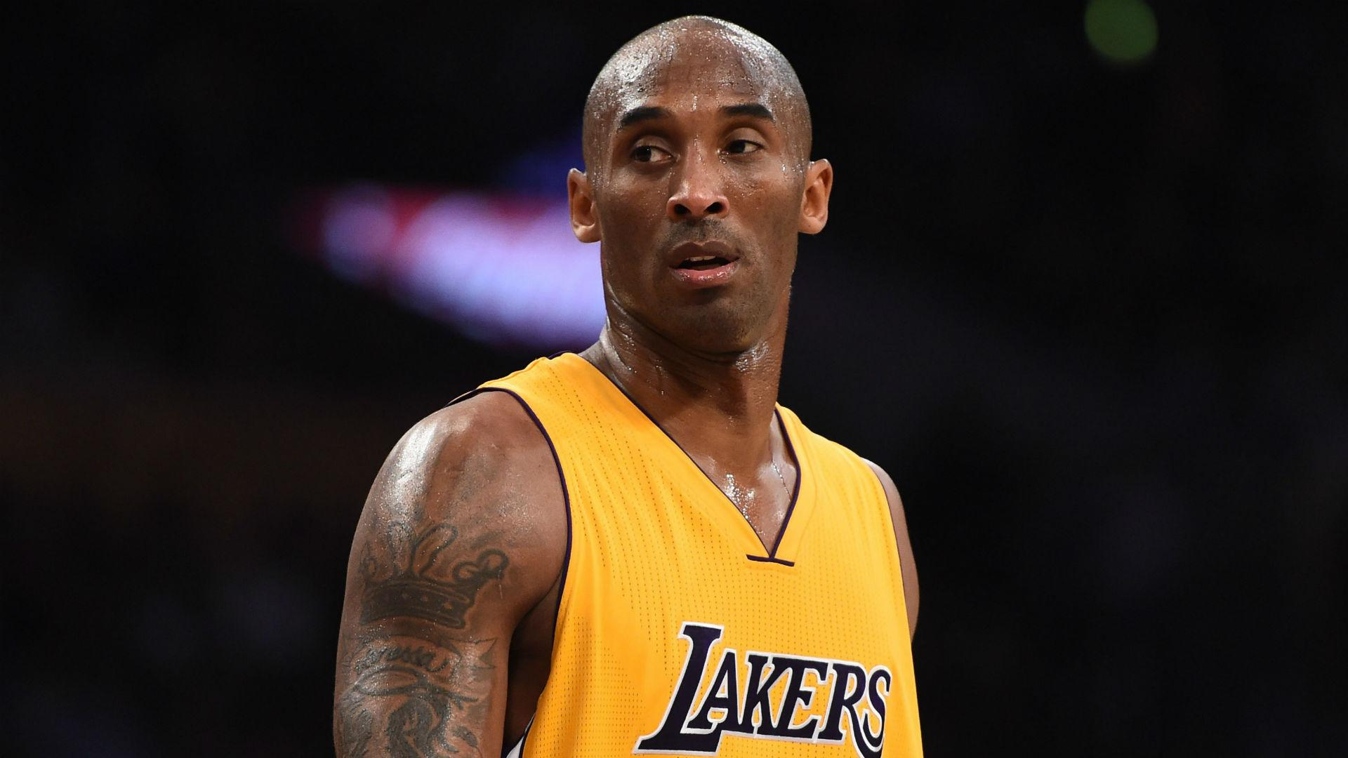 Pippen, Beckham pay tribute to retiring Bryant