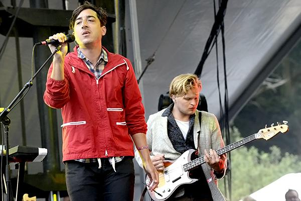 Grizzly Bear End Their 'Shields' Tour at Outside Lands