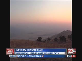 New Pollution Plan