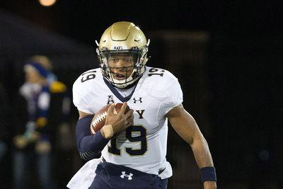 Navy at Houston has New Year's bowl stakes, and it's going to be fun as heck