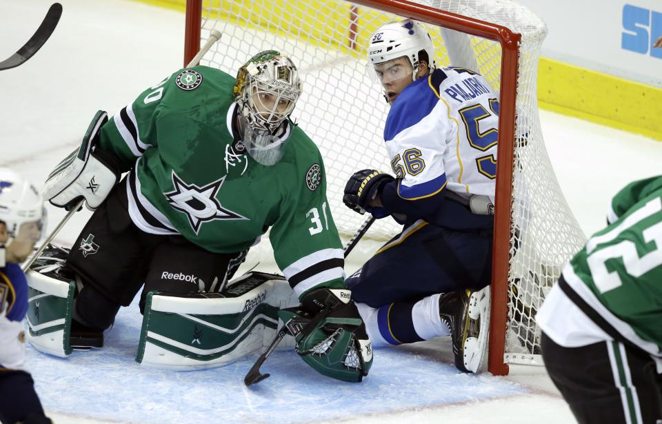 Tarasenko's SO goal gives Blues win over Stars