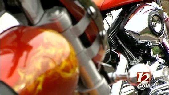 Motorcyclists ride to benefit epilepsy awareness