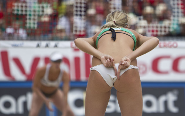 A1 Beach Volleyball Grand Slam 2012 - Day 6