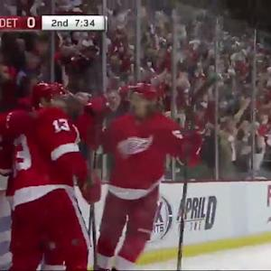 Tatar drills PPG past Bishop's glove