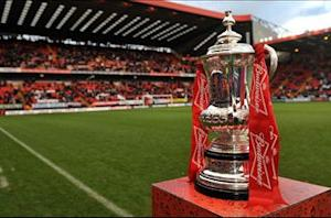 FA Cup quarterfinal draw: Arsenal to face Everton
