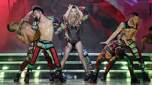 Britney Spears' Opening Night in Vegas Draws Rave Reviews