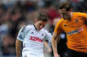 Liverpool agrees 13.5 million pound fee with Swansea for Joe Allen