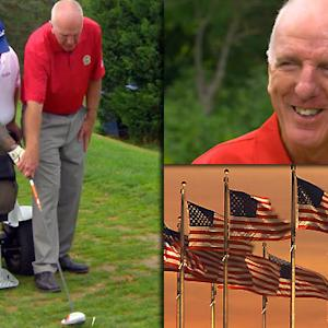 Patriot Award recipient, Bob Beach, offers Veterans Support thru Golf