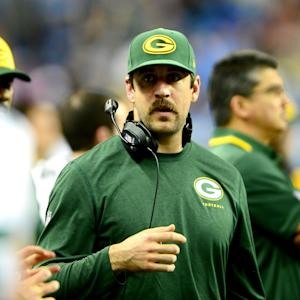 Green Bay Packers QB Aaron Rodgers may be done for the season
