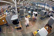 Stratasys is a Minnesota company that sells 3D printers for commercial customers. It has also joined the U.S. National Additive Manufacturing Innovation Institute aimed at boosting the use of 3D printing in mainstream manufacturing.