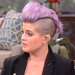 The Talk - Kelly Osbourne on Having Cancer Gene