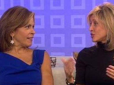 Hoda and Co-author Had Goose Bumps Writing Book