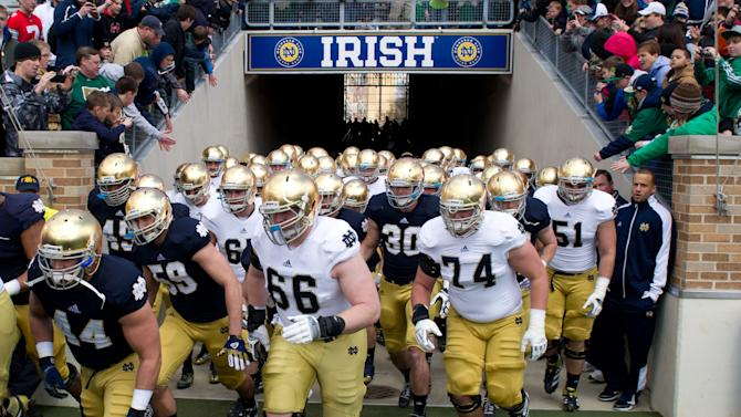 NCAA Football: Notre Dame-Spring Game