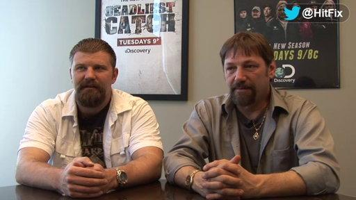 Deadliest Catch: Johnathan Hillstrand and Scott 'Jr' Campbell Interview