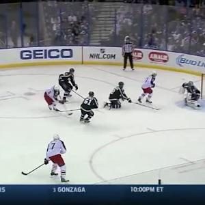 Ben Bishop Save on Cam Atkinson (14:17/2nd)