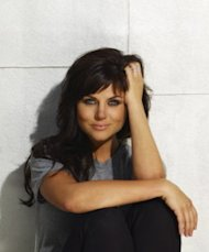 tiffani thiessen baby