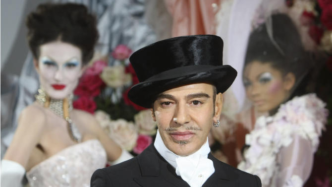 Galliano's outfit: anti-Semitic or just eccentric?