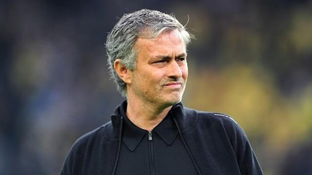 Jose Mourinho says he does not know what will happen next season yet